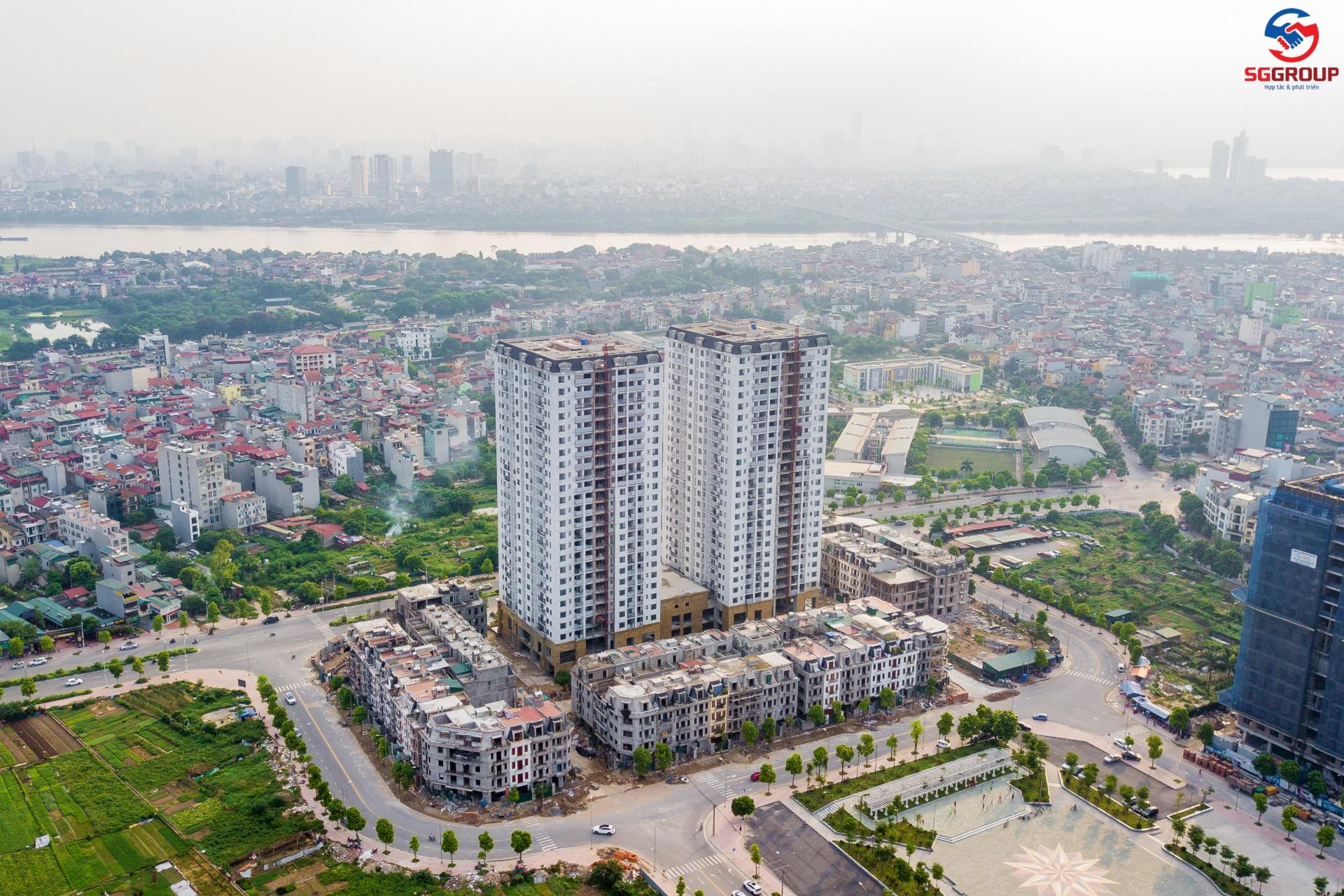 Chung cư HC Golden City