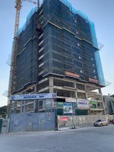 tiến độ xây dựng Berriver No2